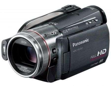 Videocamera Panasonic HCD-HS350 ibrida