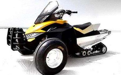Platune Sand-X Bike: da 0 a 100 Km/h in 2.8 secondi
