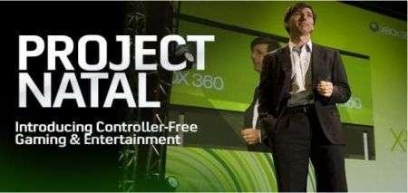 Project Natal anche per PC