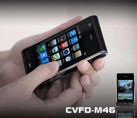 Quantum CVFD-M46 clone di iPhone