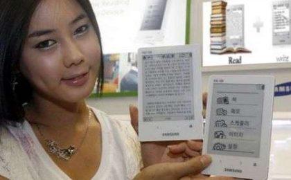 Samsung SNE-50K ebook reader