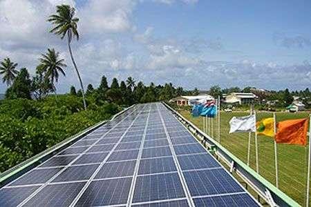 Tuvalu: entro il 2020 solo energia rinnovabile