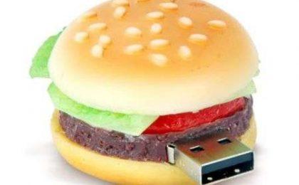 Fast Food USB Drives!