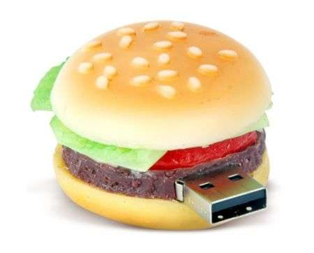 Fast Food USB Drives!