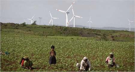 La più grande centrale eolica stroncata dai ladri di rame