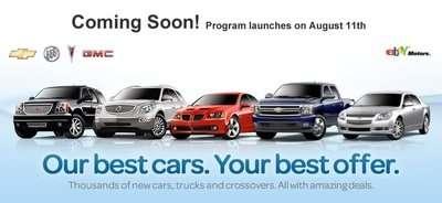 General Motors vende su eBay