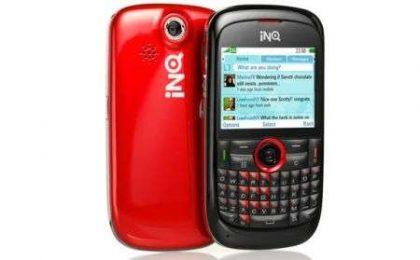 INQ Chat 3G: con tastiera QWERTY