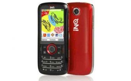 INQ Mini 3G: messaggifonino compatto