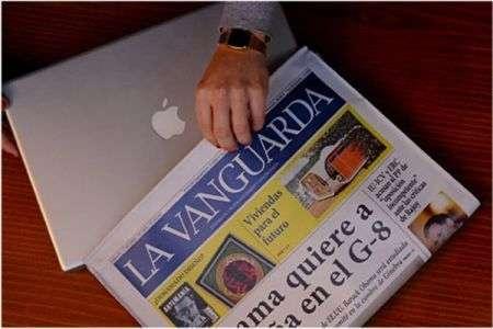 Macbook Case fatto a quotidiano, insospettabile!