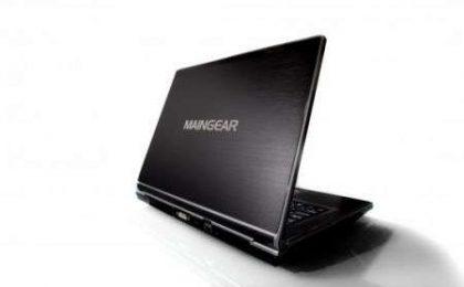 Maingear eX-L15 gaming notebook