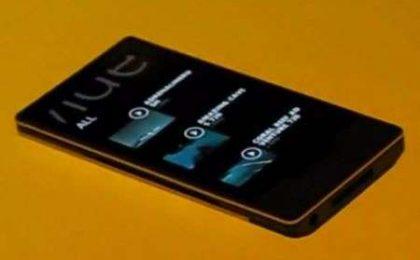 Microsoft Zune HD: video dell'interfaccia