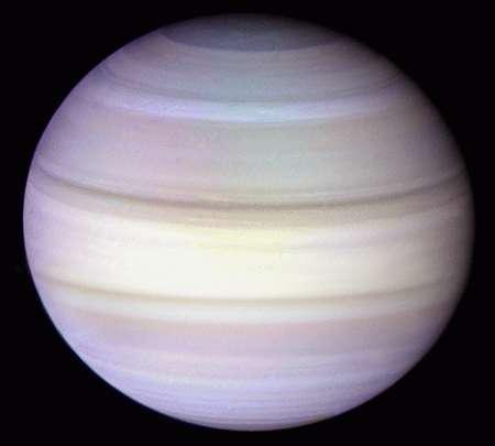 Saturno senza anelli