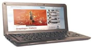 Sony Ericsson lavora a uno smartbook