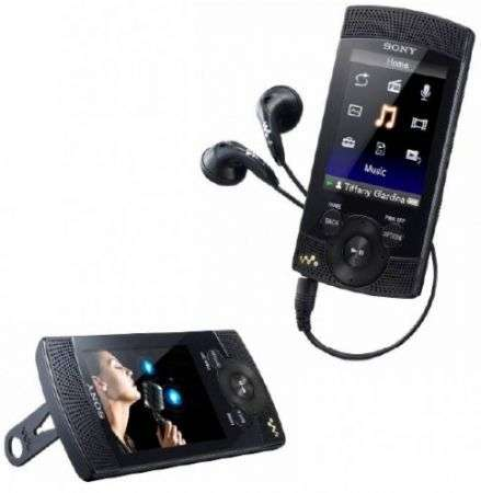 Sony S-Series Walkman NWZ-S544 e NWZ-S545