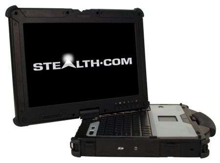 Stealth NW-2000: rugged convertibile