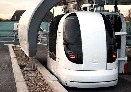Taxi automatizzato
