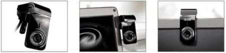 Webcam per notebook Hercules Dualpix HD720p