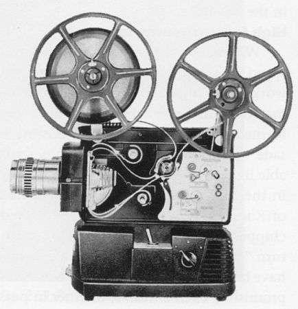 La prima vera fotocamera con proiettore integrato!