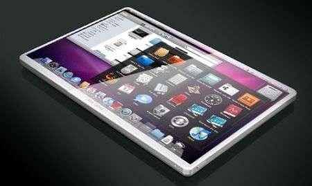 Apple Tablet con Mac Os X?