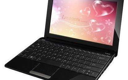 Netbook Asus Eee PC 1201N in sordina