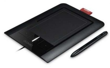 Bamboo Touch multitouch tablet