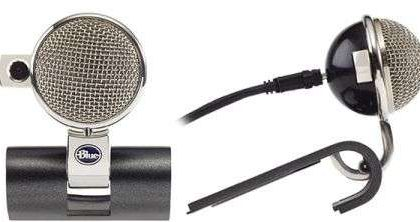 Blue Microphones Eyeball USB con audio HD