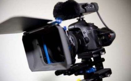 Canon EOS 7D: test video in HD