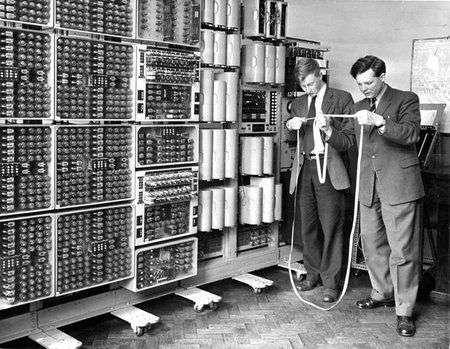 Il più vecchio computer inglese è resuscitato