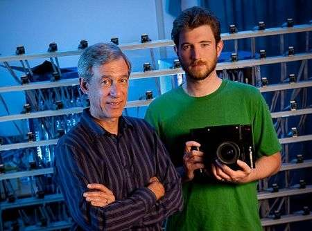 Frankencamera: fotocamera digitale open source