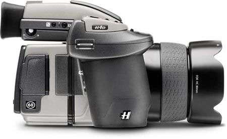 Fotocamera Hasselblad H4D da 60 megapixel