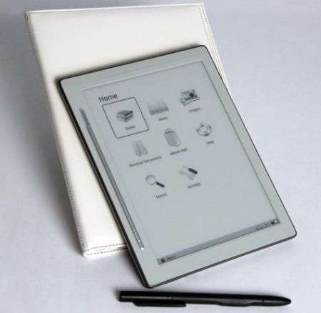 Lettore ebook IREX DR800SG
