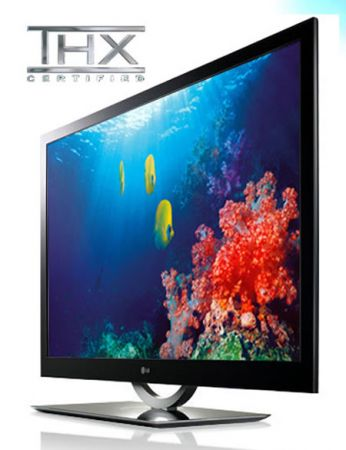 HDTV LG 55LHX e LH85 wireless