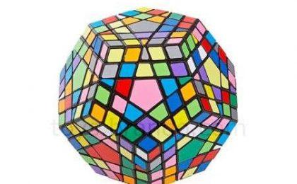 Magic GIANT 12-Surface IQ Pentagon: Rubik alla massima potenza