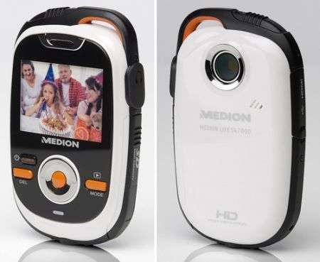 Videocamera Medion Life S47000 HD