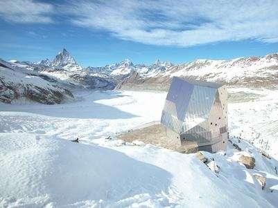 Energia pulita sul Monte Rosa