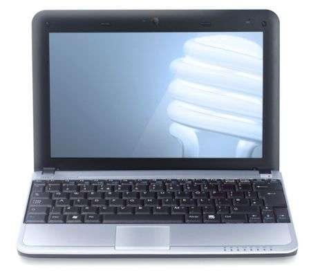 Netbook MSI Wind U110 Eco dura 15 ore!
