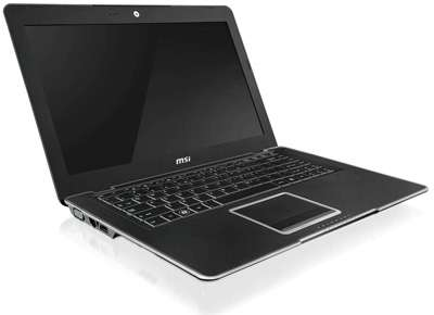 Notebook MSI X410