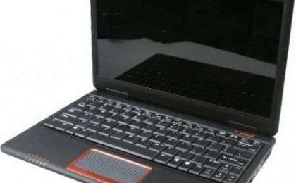 Notebook VIA eNote con Wimax