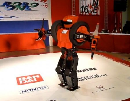 omnizero9 robot