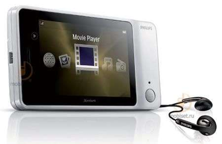 Philips Xenium K700 PMP che telefona