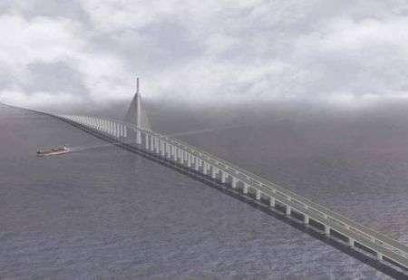 Ponte più lungo al mondo, tra Qatar e Bahrain