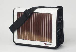 Borsa PC solare Power Plastic 20