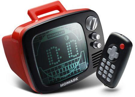 retro tv alarm