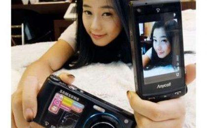 Samsung SCH-W880 M9820: 12 megapixel e zoom 3x