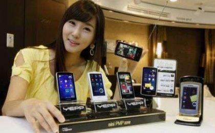 Samsung YP-M1 ai nastri di partenza