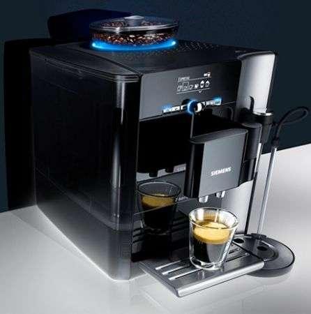 Siemens EQ.7: macchinetta caffè