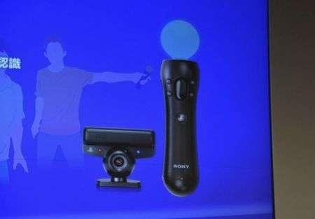 Sony Motion Controller la prossima primavera
