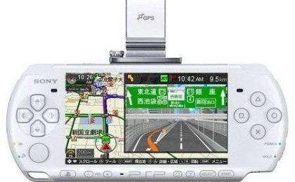 Sony PSP diventa navigatore pedonale con Zenrin