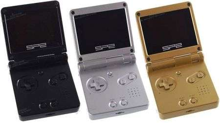 SP2: emulatore totale a forma di Game Boy