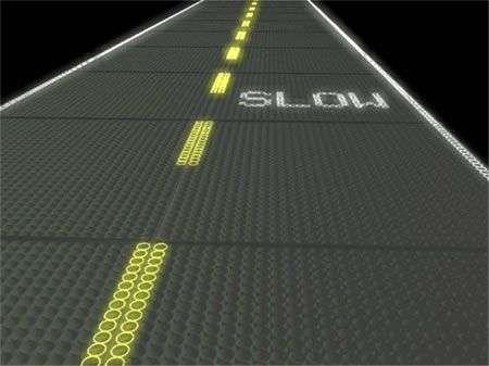 Pavimentazione solare per le strade del futuro?